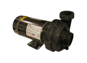 2hp/1-Speed Side Discharge Motor, 115-230V