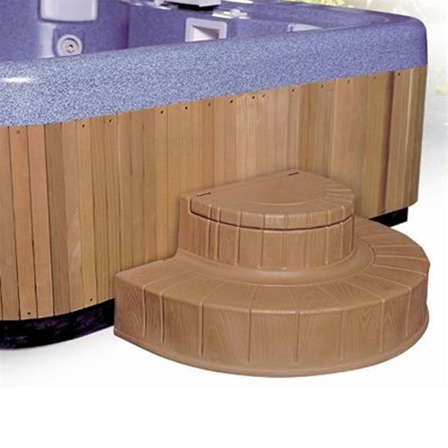 Step n Stow 180 Spa Steps with Storage