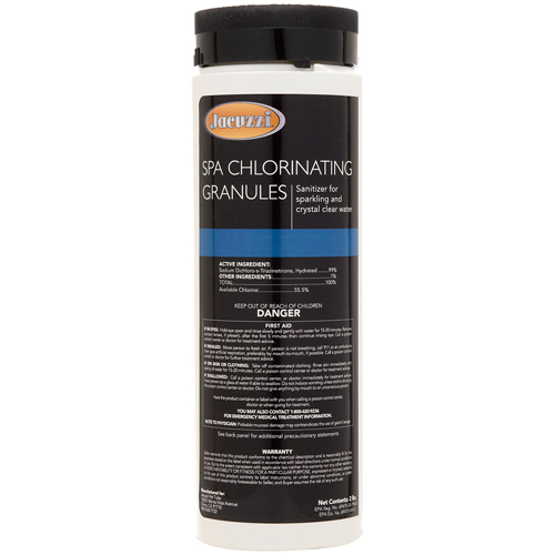 Jacuzzi Chlorinating Granules