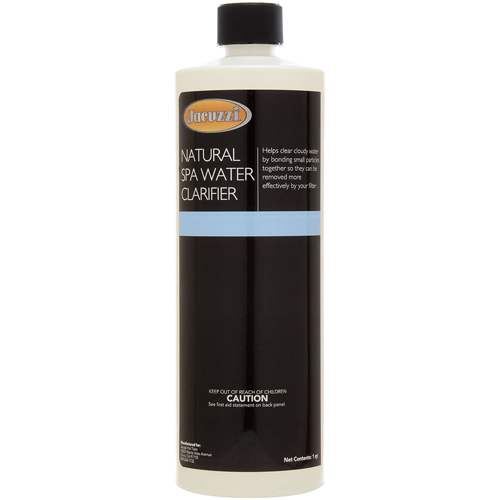 Jacuzzi Natural Spa Water Clarifier