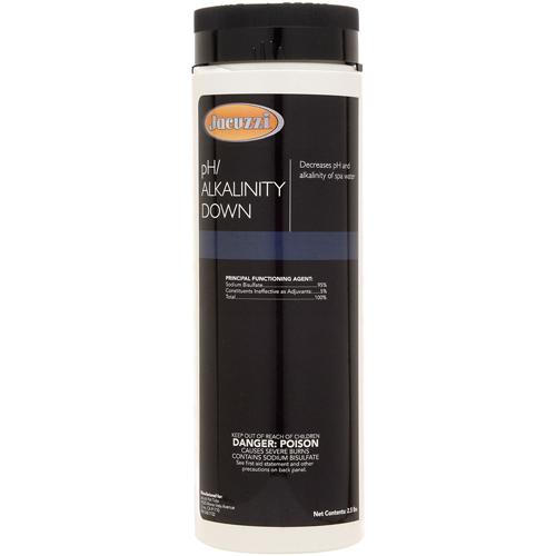 Jacuzzi Spa pH/Alkalinity Down